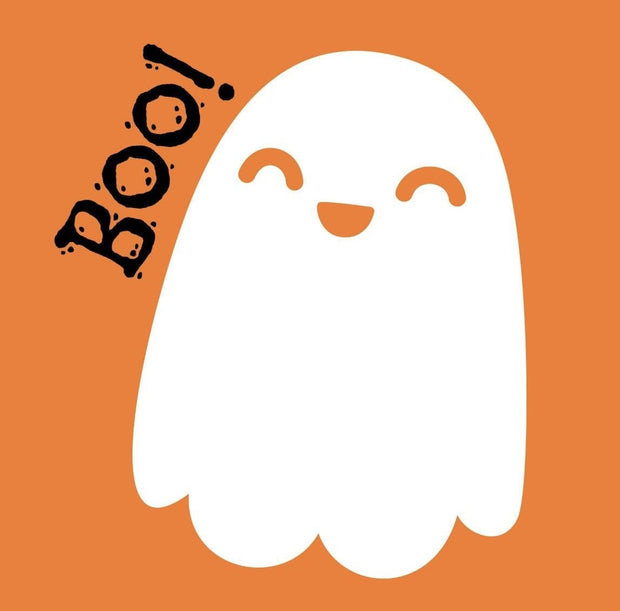 Pet Shirts - Hey Boo Ghost Dog Shirt