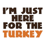 Pet Shirts - I'm Just Here For The Turkey Pet Shirt