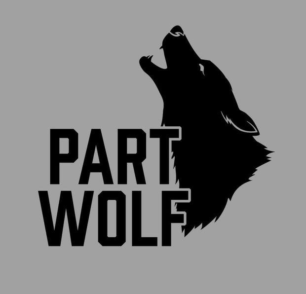 Pet Shirts - Part Wolf Howl Dog Shirt