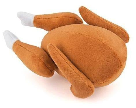 Pet Toys - Holiday Classic - Whole Turkey Plush Toy