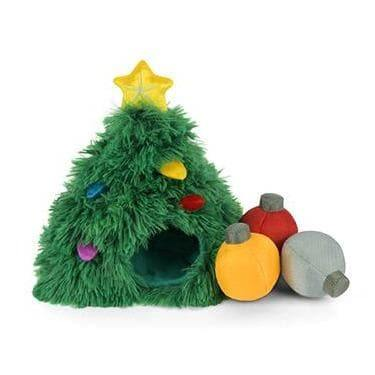 Pet Toys - Merry Woofmas - Doglas Fur Interactive Dog Toy