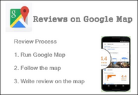 Positive Reviews on Google Map