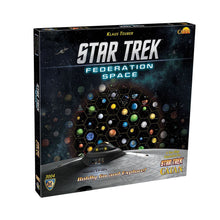 Load image into Gallery viewer, Star Trek Catan: Federation Space Expansion