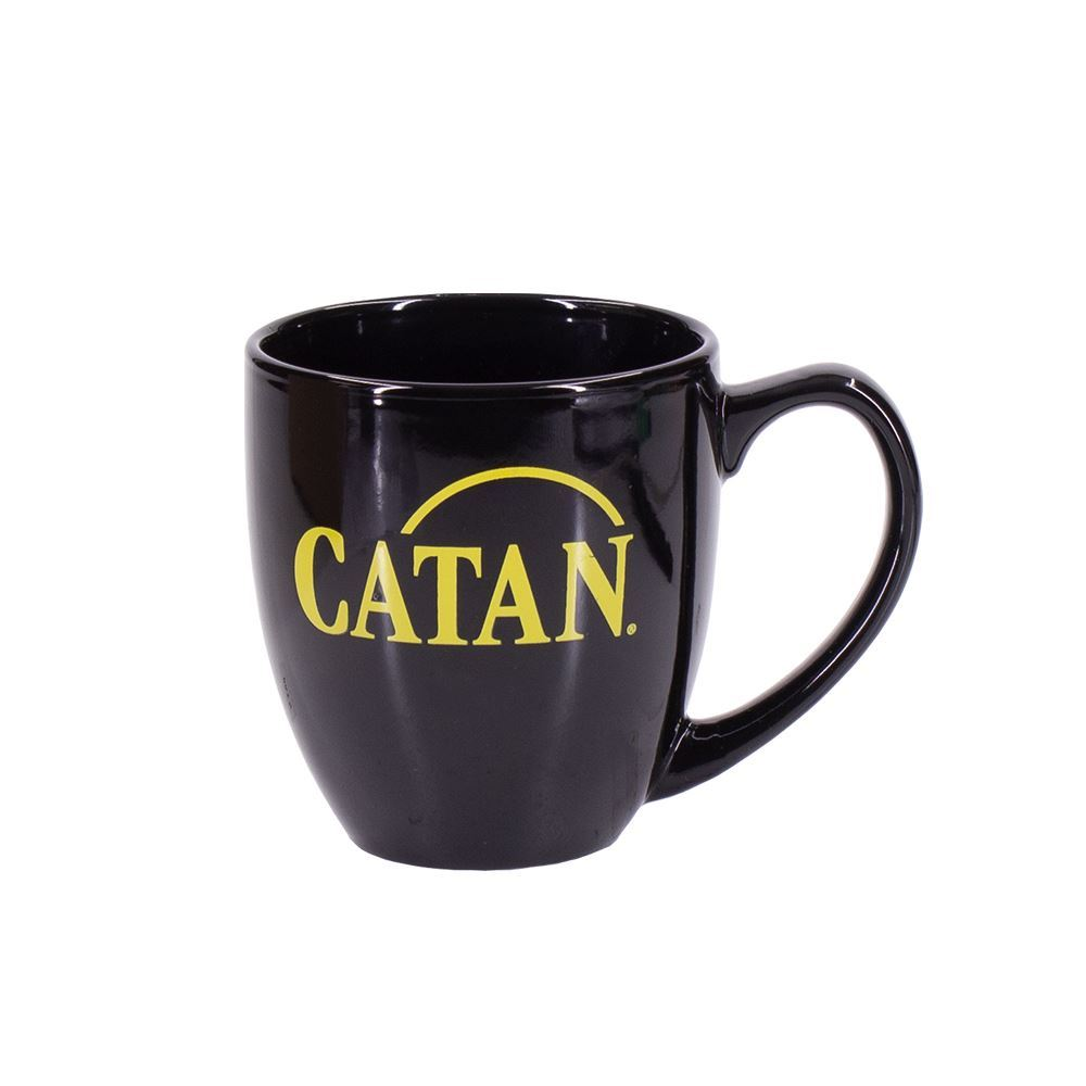 Catan: Black Coffee Cup