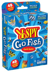 I SPY - CARD GAME Go Fish!