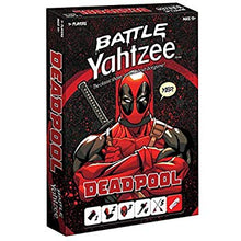Load image into Gallery viewer, Battle Yahtzee Deadpool