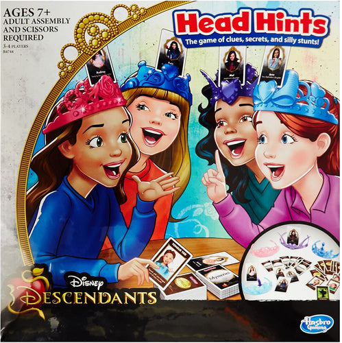 Head Hints: Disney Descendants