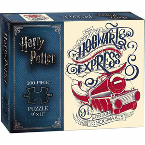 Harry Potter 200 Piece Hogwarts Express