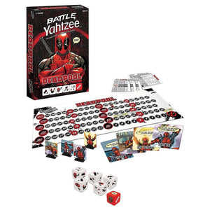 Battle Yahtzee Deadpool