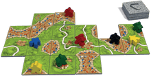 Load image into Gallery viewer, Carcassonne Board Game Standard