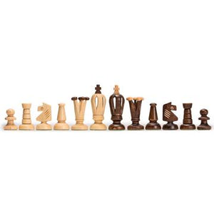 Chess Set - Royal 30 European Wooden Handmade