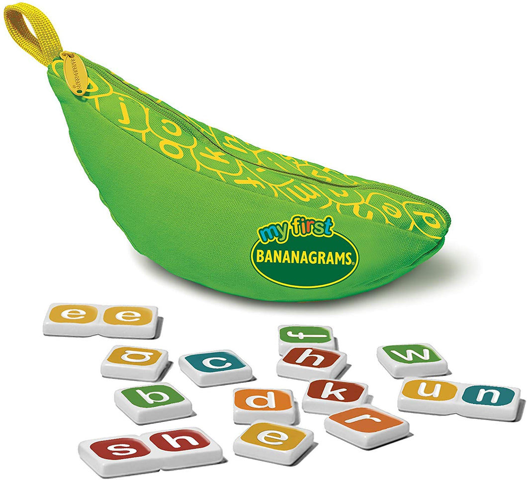BANANAGRAMS - MY FIRST BANANAGRAMS