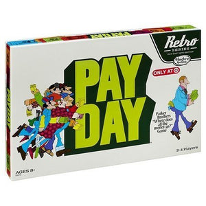 Payday Board Game, 1975 Edition Retro Series