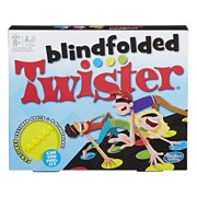Blindfolded Twister Game