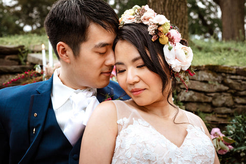 Asian american wedding in Philadelphia