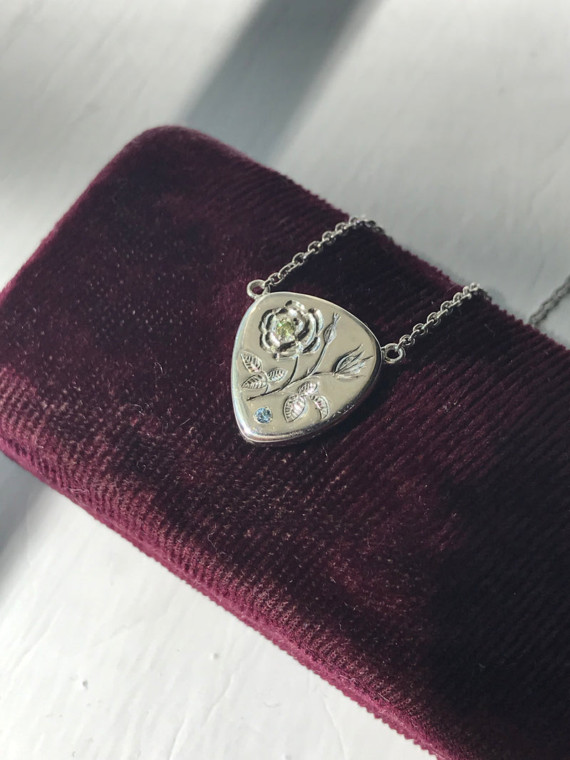 Baby Loss Charm Necklace