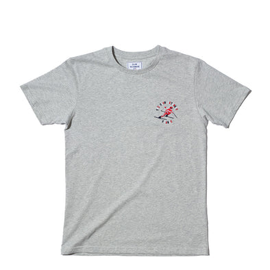 T-shirt Skieur - Heather Grey