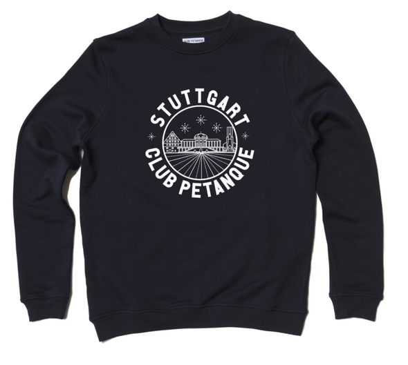 Sweat Stuttgart - Navy