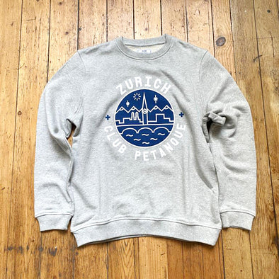 Sweat Zurich - Heather Grey