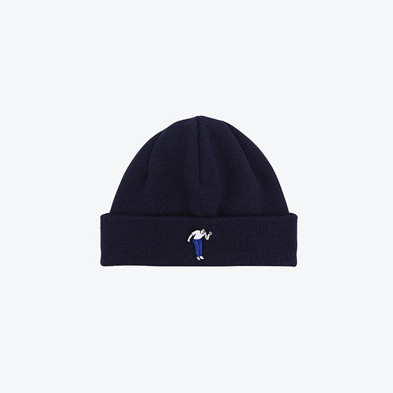 Le Bonnet du Club - Navy