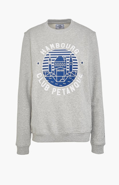 Sweat Hambourg - Heather Grey