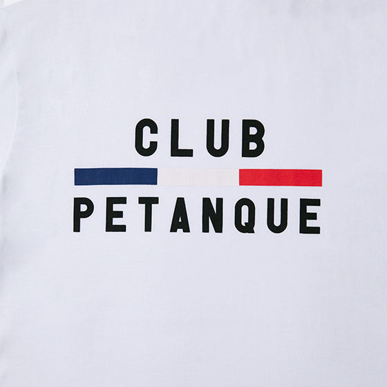 T-shirt Club Pétanque - Sport Détente