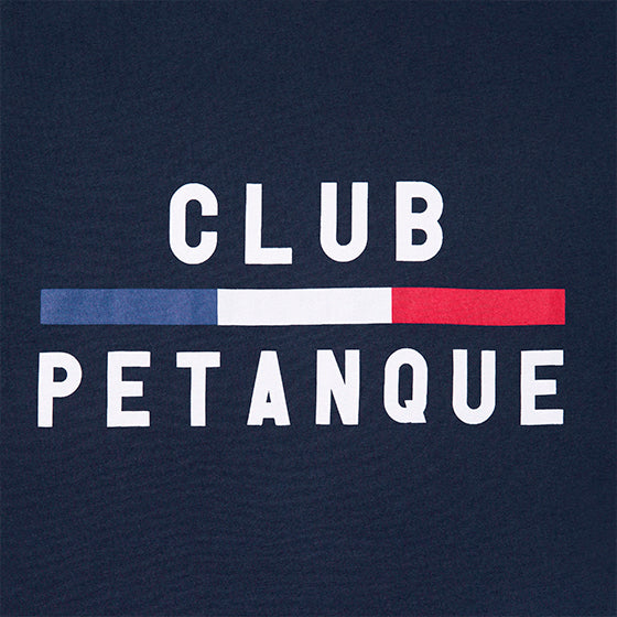 T-shirt Club Pétanque - Sport Détente - Navy