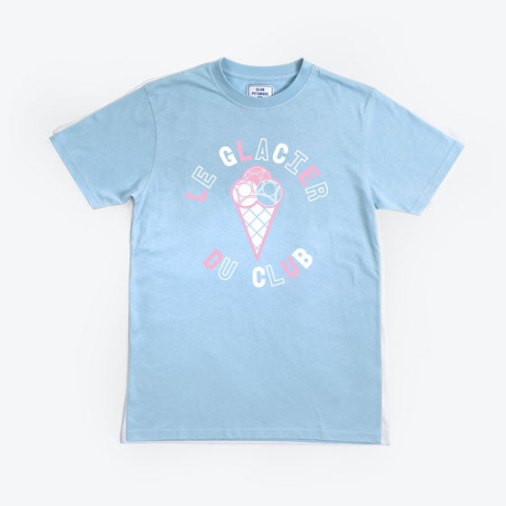 T-shirt Le Glacier - Light Blue