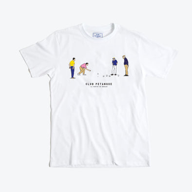T-shirt Partie - White