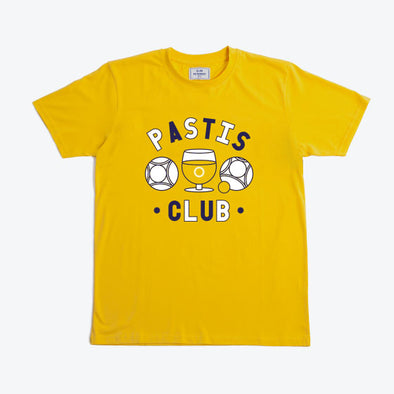 T-shirt Pastis Club - Citrus