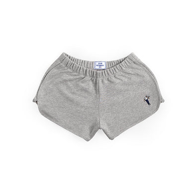 Le Short Femme - Heather Grey