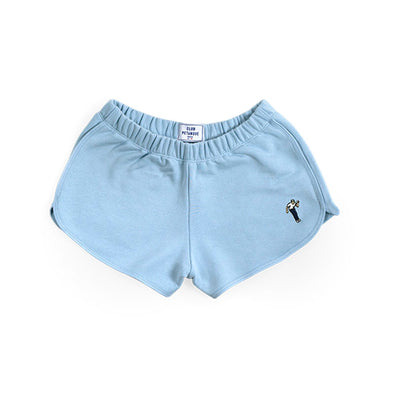 Le Short Femme - Light Blue