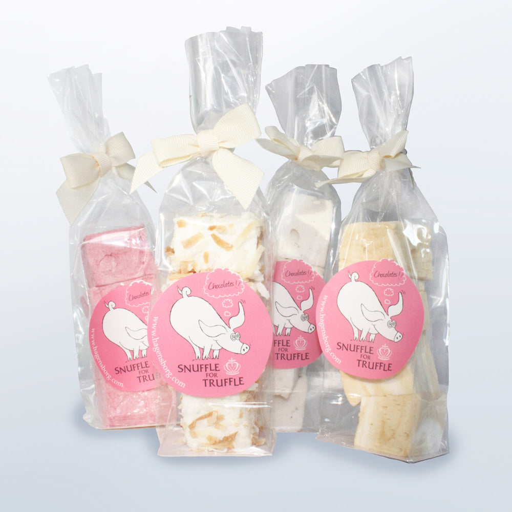 Gourmet Marshmallows - Pack of 4 (shipping only in Canada)