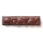 47% Cacao Milk Chocolate Bar with Hazelnut Butter