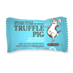 47% Cacao Milk Chocolate Piglet - Baby Blue
