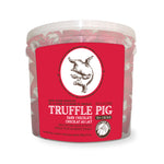 70% Cacao Dark Chocolate Piglets Tub