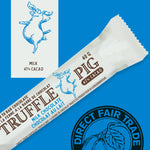 Milk Chocolate Truffle Pig Bar