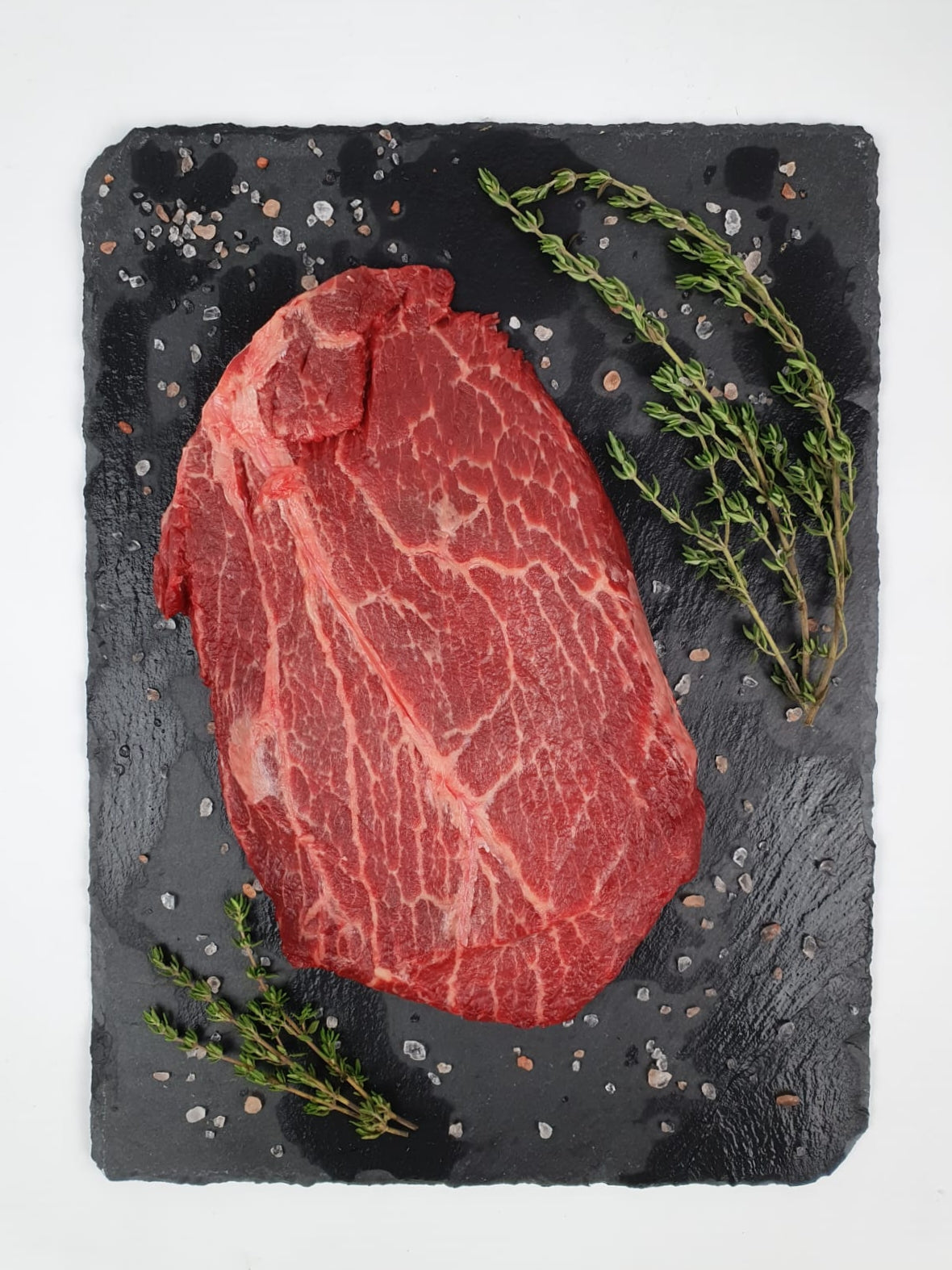 Halal Angus Beef Flat Iron Steak (250-300g)