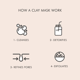 BEST FACE FORWARD - CLAY MASK