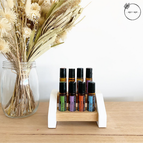 Mini Essential Oil Stand (Roller)
