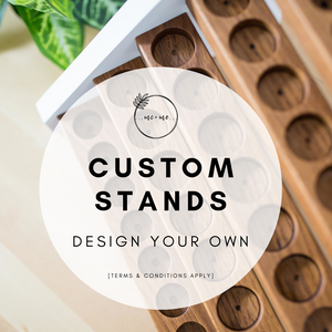Custom Design Essential Oil Stand