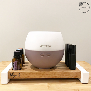 Cherub Essential Oil Stand