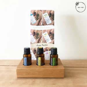 Spotlight (Top 3) Essential Oil Stand