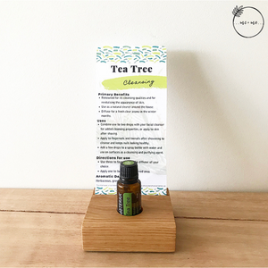 Spotlight (Mini) Essential Oil Stand