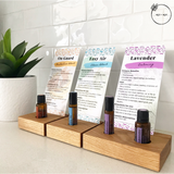 Spotlight (Mini Roller) Essential Oil Stand
