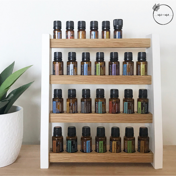 Tall Essential Oil Stand