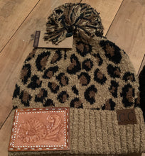 Tatum Tooled Beanies