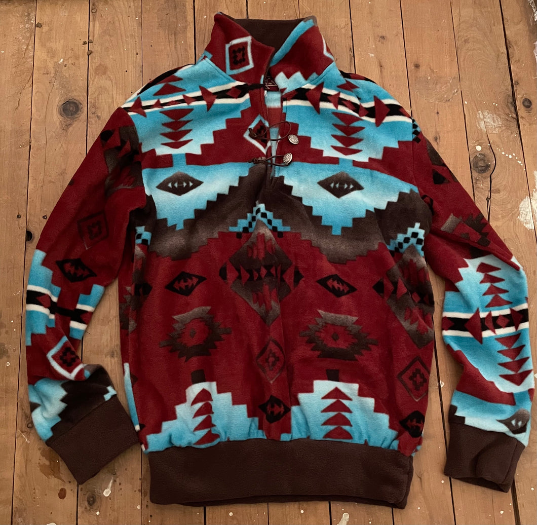 Red Canyon Pullover