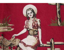 "The ""Vida"" Vintage Pinup Shirt"