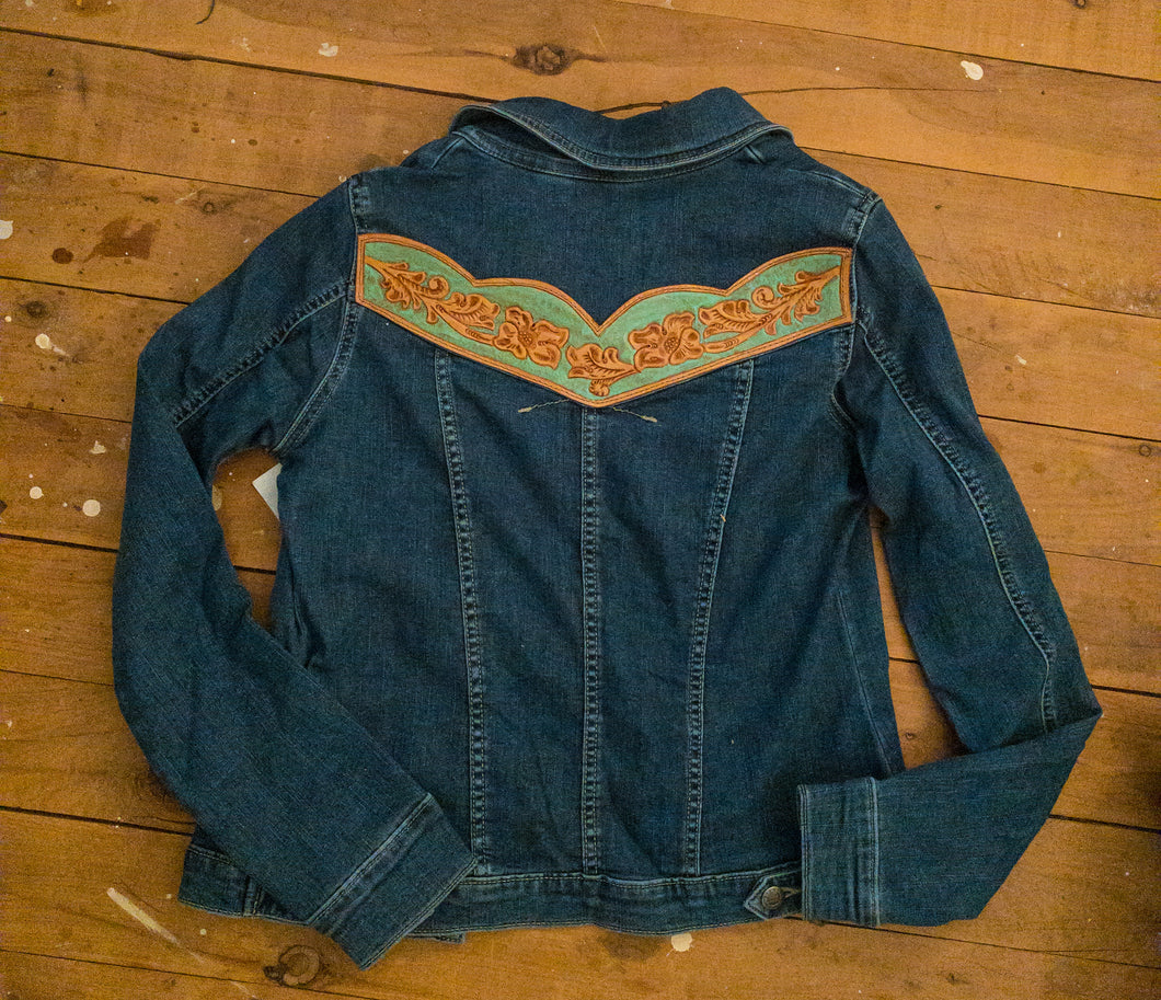 "The ""Tolar"" Tooled Jacket"